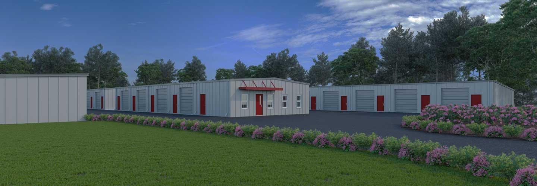 Storage facilities in Panama City Beach, Florida