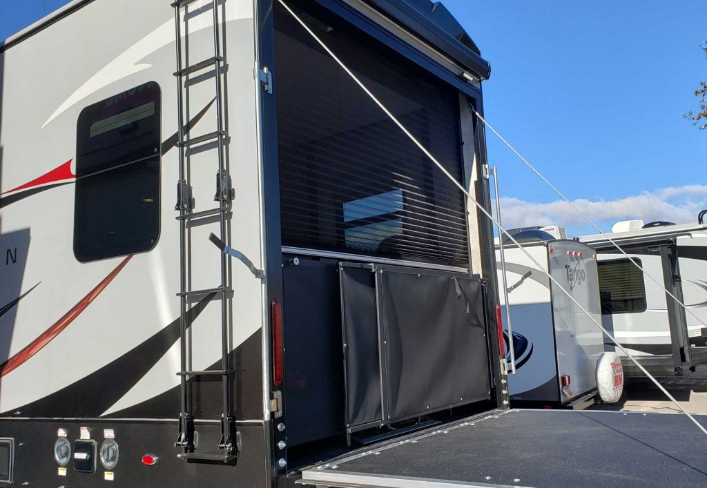 Find RV storage near me in Panama City Beach, FL.
