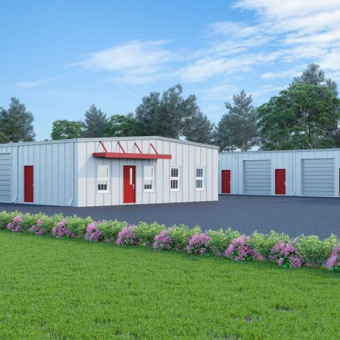 Where to find the best storage units in Panama City Beach, Florida.