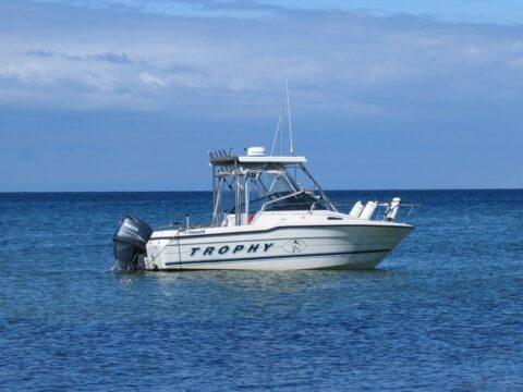 Boat storage Panama City Beach FL